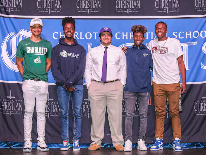 Spring 2019 Athletic Signing Day